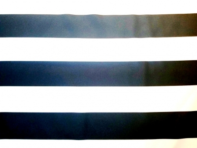 Three Inch Wide Stripe Black & White